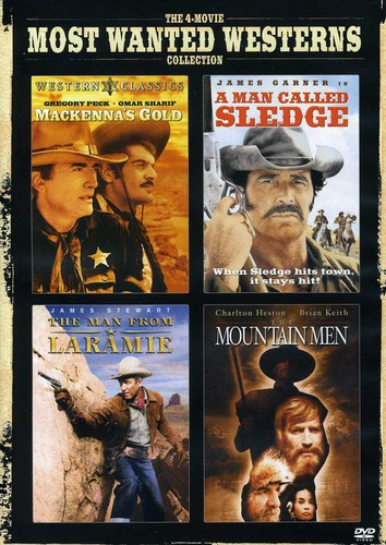 Most Wanted Westerns