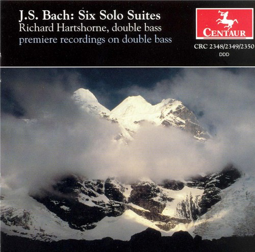 Six Cello Stes [Arranged for Double Bass]