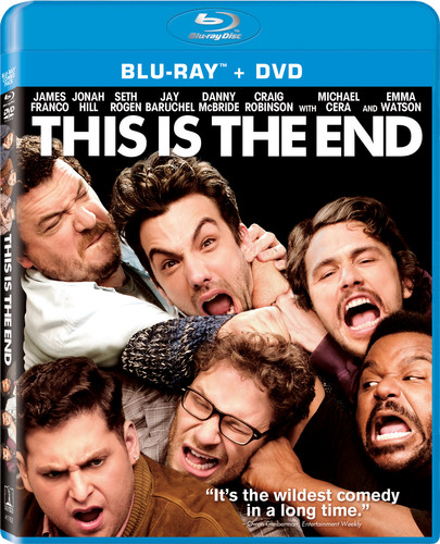 This Is the End [2 Discs] [UltraViolet] [Blu-ray/DVD]