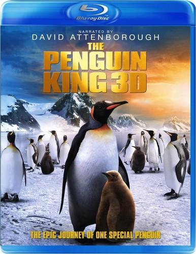 Penguin King 3D David Attenborough [Import]
