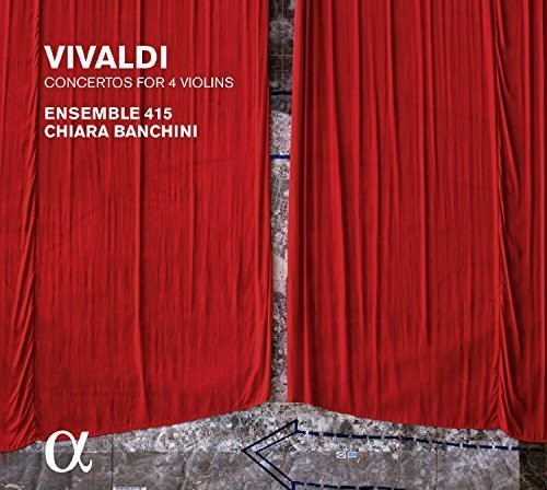 Concertos for 4 Violins