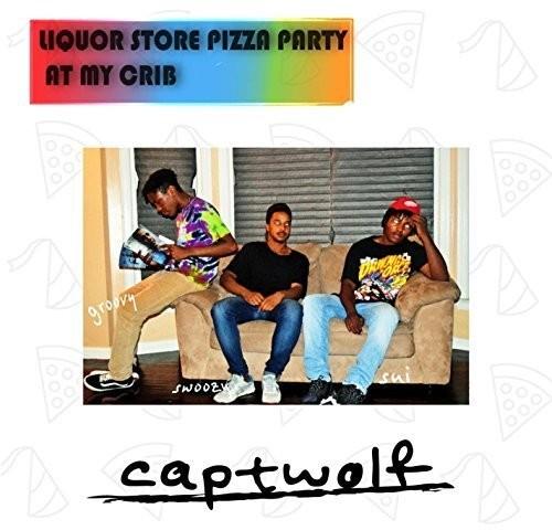 Liquor Store Pizza Party at My Crib