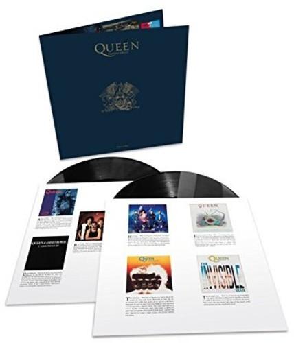 Queen-Queen Greatest Hits II (LP)