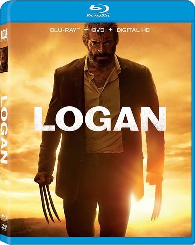 Logan [Blu-ray/DVD]