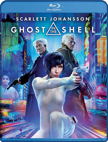Ghost in the Shell [Blu-ray/DVD]