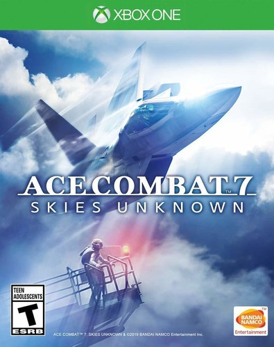 Ace Combat 7 Skies Unknown for Xbox One
