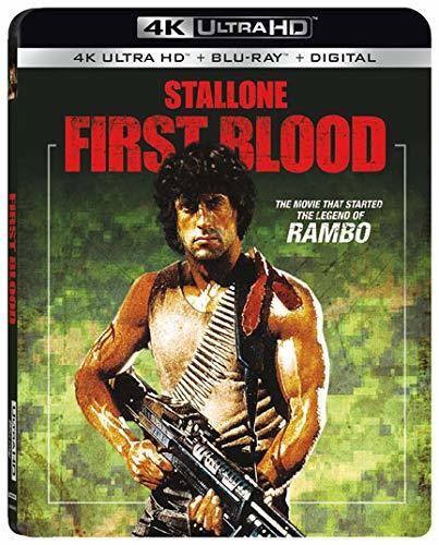 Rambo: First Blood [4K Ultra HD Blu-ray/Blu-ray]