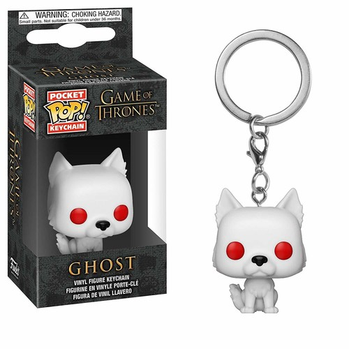 FUNKO POP! KEYCHAIN: Game of Thrones - S9 - Ghost
