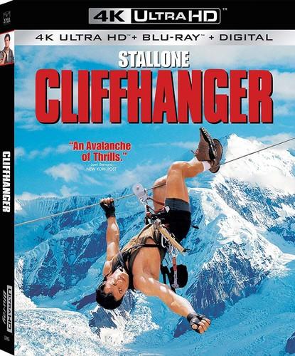 Cliffhanger [4K Ultra HD Blu-ray/Blu-ray]