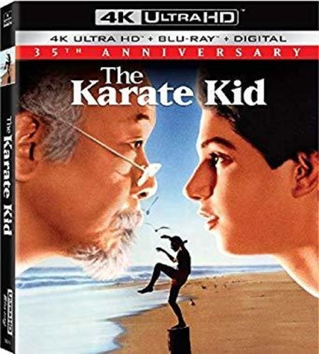 Karate Kid [4K Ultra HD Blu-ray]