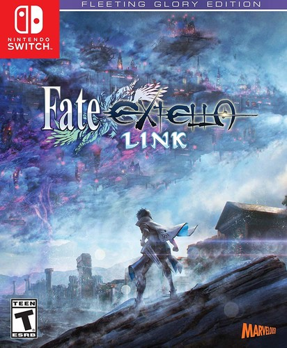 Fate/ EXTELLA Link - Fleeting Glory Limited Edition 2 for Nintendo Switch