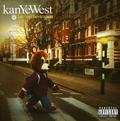 Kanye West-Late Orchestration: Live at Abbey Road Studios