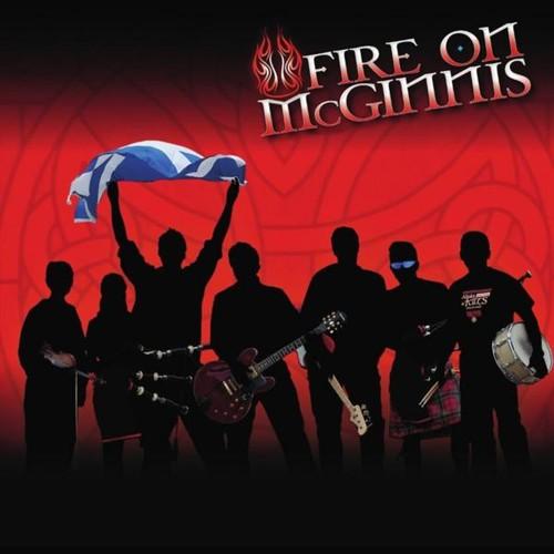 Fire on McGinnis