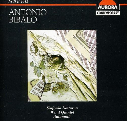 Sinfonia Notturna /  Wind Quartet /  Autunnale