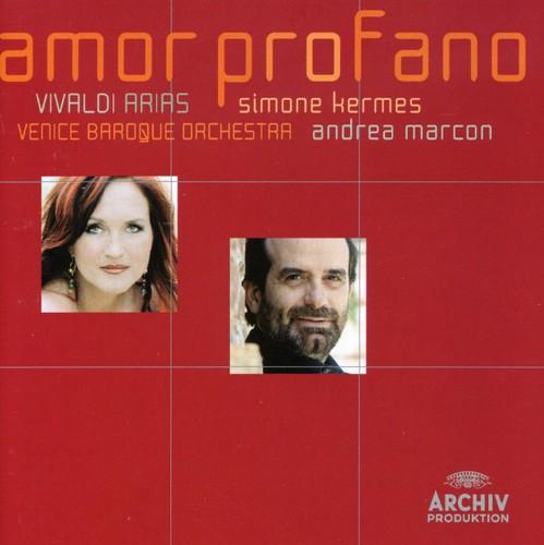 Amor Profano: Vivaldi Arias