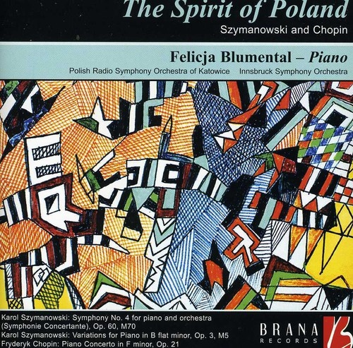 Spirit of Poland: Szymanowski & Chopin