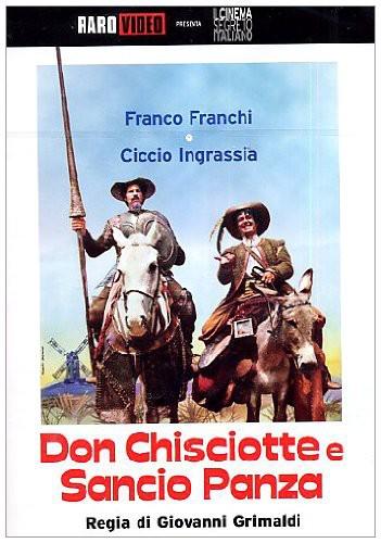 Don Chisciotte E Sancho Panz [Import]