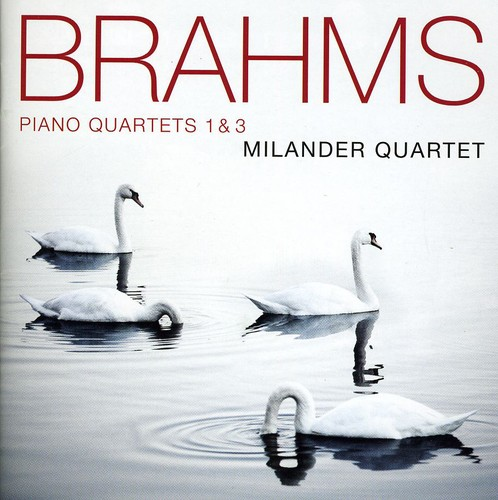 Piano Quartets 1 & 3