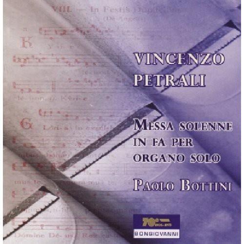 Messa Solenne in Fa Per Organo Solo