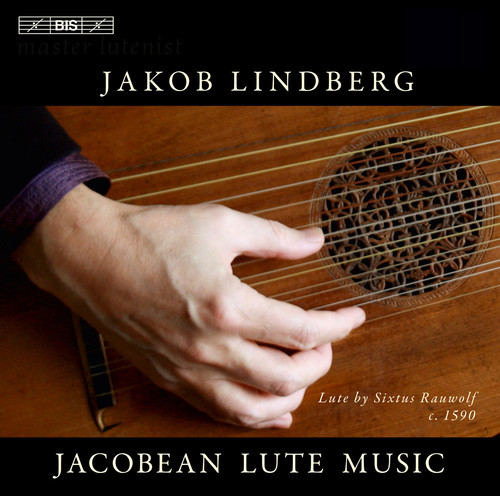 Jacobean Lute Music