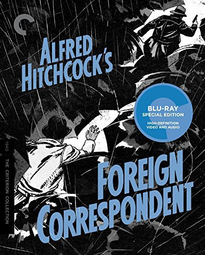 Foreign Correspondent (Criterion Collection)