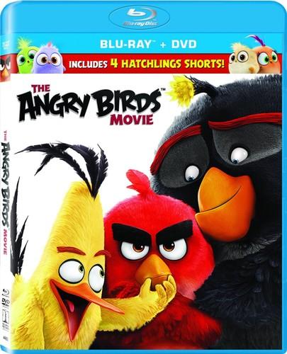 Angry Birds Movie [Blu-ray/DVD]