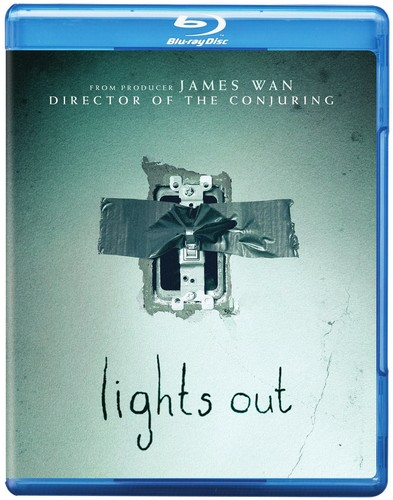 Lights Out [UltraViolet] [Blu-ray]