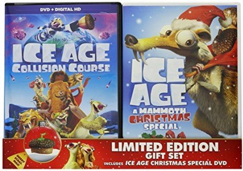 Ice Age: Collision Course / Mammoth Christmas