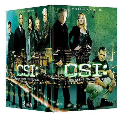 CSI: Crime Scene Investigation: The Complete Series