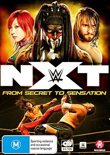 WWE: NXT - From Secret To Sensation [Import]