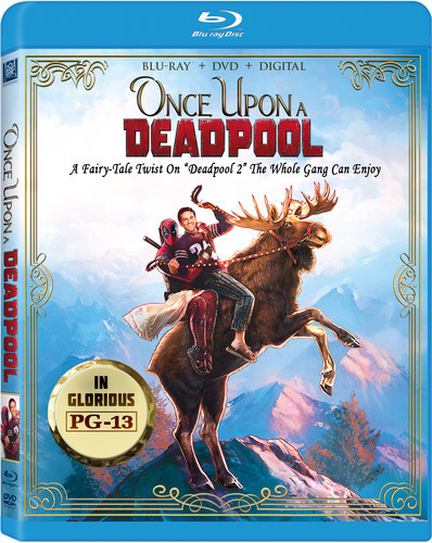 Once Upon a Deadpool [Blu-ray/DVD]