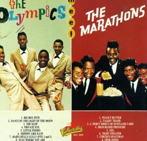 Marathons Meet the Olympics