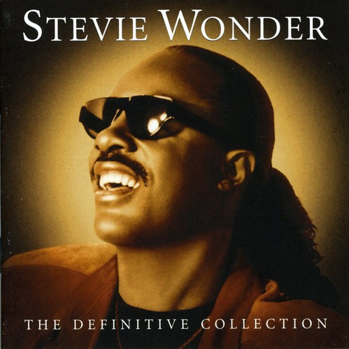 Stevie Wonder-Definitive Collection