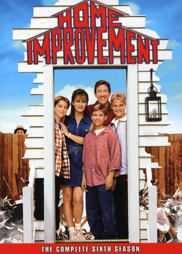 Home Improvement: The Complete Sixth Season