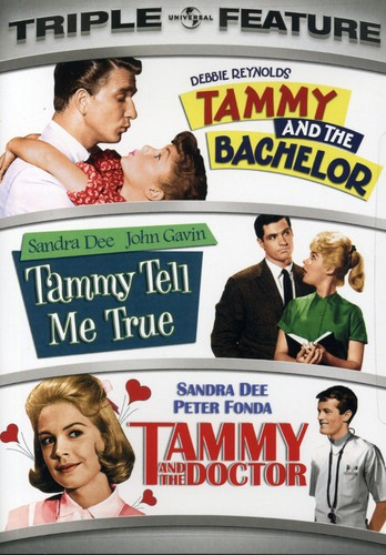 Tammy Triple Feature (Tammy and the Bachelor /  Tammy Tell Me True /  Tammy and the Doctor)