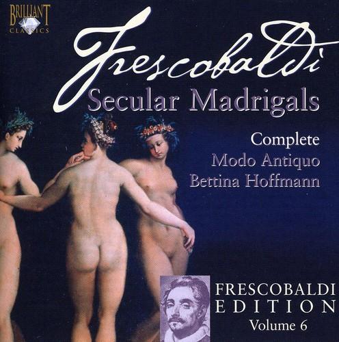 Edition 6: Il Primo Libro Dei Madrigal