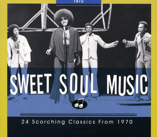 24 Scorching Classics 1970 /  Various