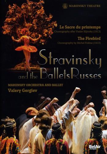 Stravinsky & the Ballets Russes