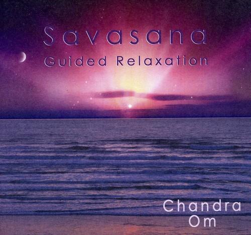 Savasana (Guided Relaxation)