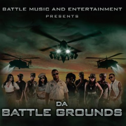 Da Battle Grounds /  Various