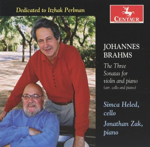 Three Sonatas for Violin & Piano
