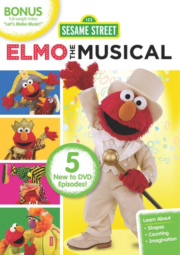 Sesame Street: Elmo the Musical