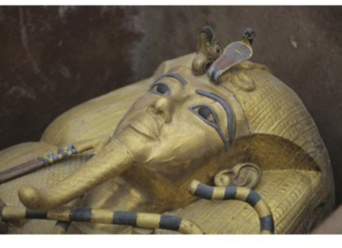 Chasing Mummies: Discovered