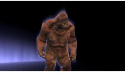 Monsterquest: Sierra Sasquatch