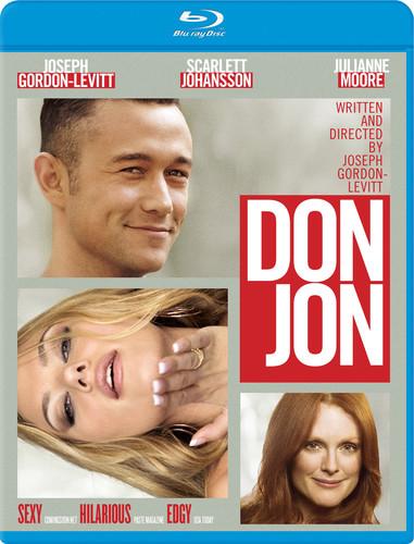Don Jon [2 Discs] [Blu-ray/DVD]