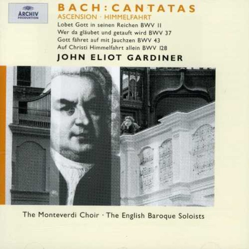 Bach J.S: Ascension Cantatas