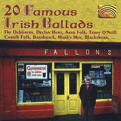 20 Famous Irish Ballads