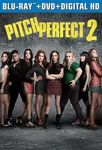 Pitch Perfect 2 [Blu-ray/DVD]