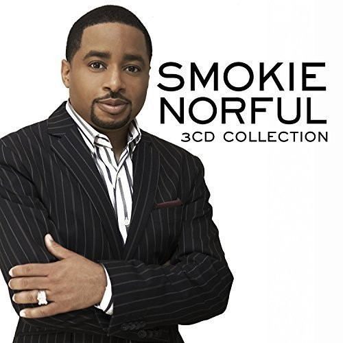 Smokie Norful-3CD Collection