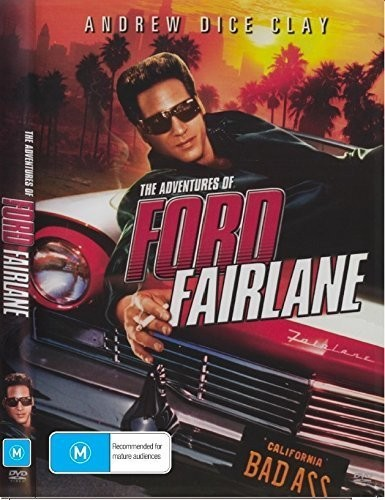 Adventures Of Ford Fairlane [Import]